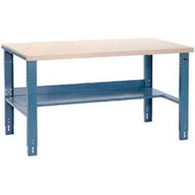 Industrial Adjustable Height Workbench