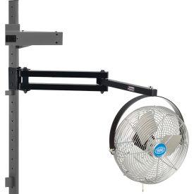 Global Industrial  Workbench Fan with Pivot Arm
