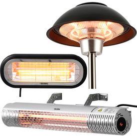 Global Industrial™ Patio Heaters