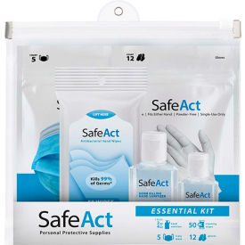 SafeAct Personal Protective Supplies Kits