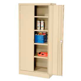Full Height Compact Storage Cabinets