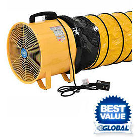 Global Portable Blower Ventilator Fans