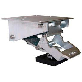 Low-Profile Floor Lock