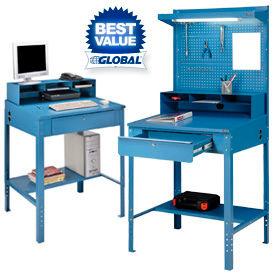 Heavy Duty Shop and Receiving Desks