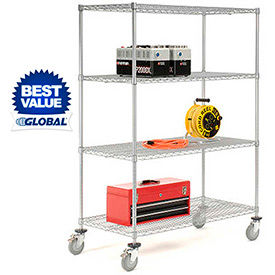 Nexelate Wire Shelf Trucks
