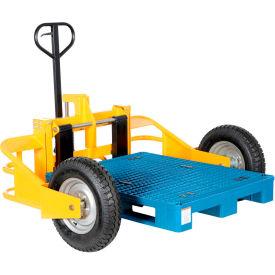 Vestill All Terrain Pallet Jack Trucks
