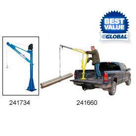 Vestil Pickup Truck & Trailer Jib Cranes