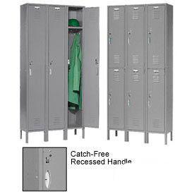 Capital® Steel Lockers - Assembled