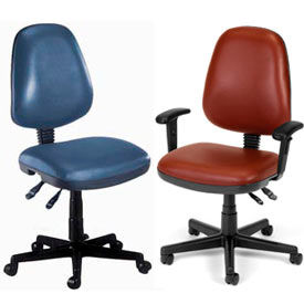 OFM -  Ergonomic Anti-Microbial Vinyl Chairs