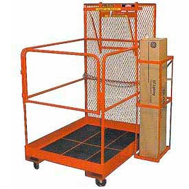 Forklift Maintenance Platforms