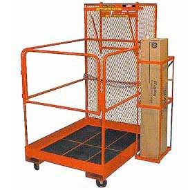 Forklift Maintenance Platforms