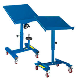 Mobile Tilting Lift Tables Platform Lifting Tables