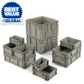 Monolfo Stackable Straight Wall Containers