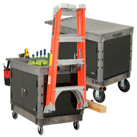 Mobile Maintenance & Work Center Carts