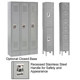 Infinity® Steel Lockers - Assembled