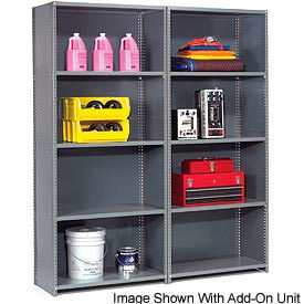 Global Steel Shelving - 18 Gauge - 85