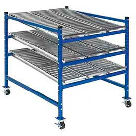 Mobile Gravity Flow Racks