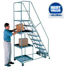 Stock Picking Rolling Ladder