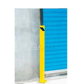 Overhead Door Track Protector