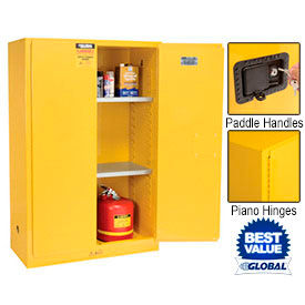 Global™ Flammable Cabinets
