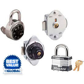 Master Lock® Best Selling Locker Locks