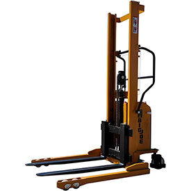 Battery Powered Lift Stackers