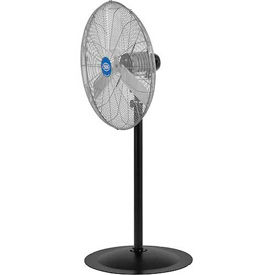Pedestal Fan Deluxe Oscillating