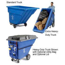 Mobile Recycling Tilt Trucks