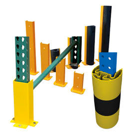 Pallet Rack - Rack Guards