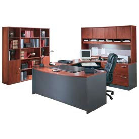 Bush Series C Office Furniture Groupings