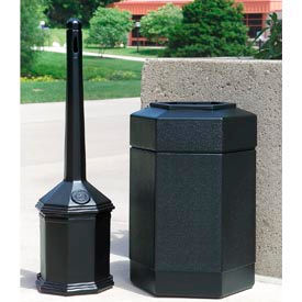 Site Saver Ashtray, Waste Can & Combo