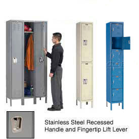 Hallowell Premium Steel Lockers - Assembled