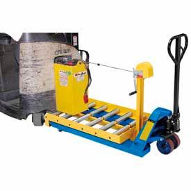 Forklift Battery Transfer Platform