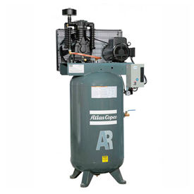 Two-Stage Piston Compressors, Vertical, 3-Phase