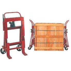 Hydraulic Raise-N-Roll Machinery Roller Dollies