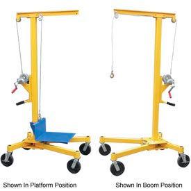 Portable Worksite Crane