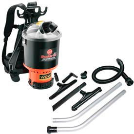 Hoover® HEPA Backpack Vacuums
