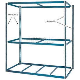 Boltless Shelving - Uprights, Wall Brackets & Tie Plates