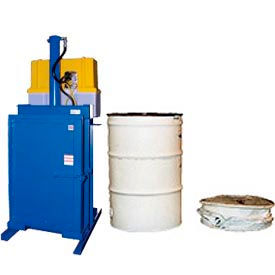 Hydraulic Drum Crusher