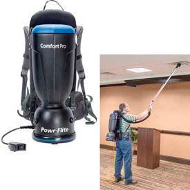 Powr-Flite® Comfort Pro Backpack Vacuum