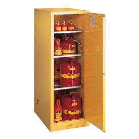 Justrite® Slimline Flammable Cabinets