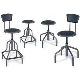 Steel Shop & Task Stools