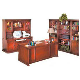kathy ireland Home™ by Martin - Huntington Wood Veneer Furniture Collection