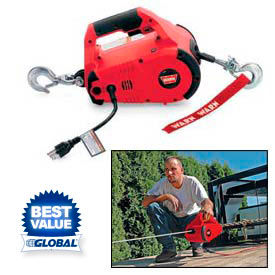 Warn® Pullzall Portable Handheld Pulling & Lifting Tool