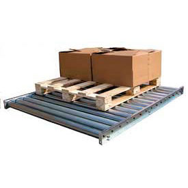 Vestil Pallet & Skid Floor Conveyor