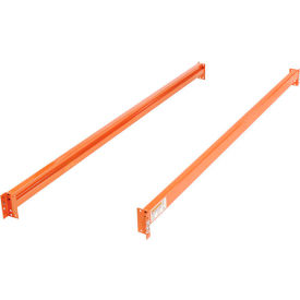 Global - Tear Drop Pallet Rack Beams