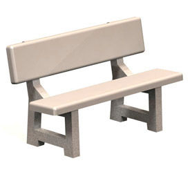 Groovy Benches Globalindustrial Com Ibusinesslaw Wood Chair Design Ideas Ibusinesslaworg