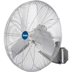 Washdown Rated Food Service Wall Fans