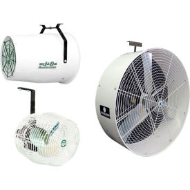 Horizontal Air Flow Fans