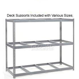 5'H Boltless Wide Span Metal Storage Rack Without Decking